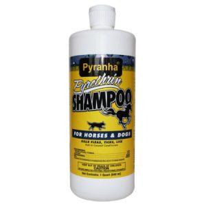 Pyranha Shampoo