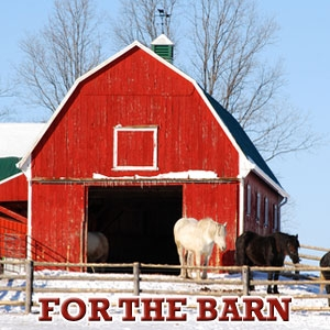 For The Barn